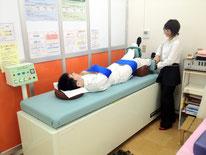 小倉北区のサクマ整骨院の特殊治療