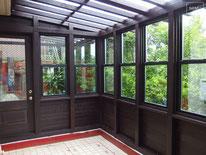 木製サンルーム、サンルーム、パーゴラ、施工例