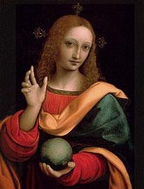 ジャンピエトリーノ作。16世紀前半。プーシキン美術館所蔵。