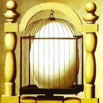 ルネ・マグリット「選択的親和力」