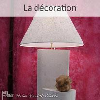 Les objets de déco en pierre - Yannick Valente - Tout en pierre (Var 83)