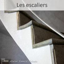 Escaliers en pierre - Yannick Valente - Tout en pierre (Var 83)