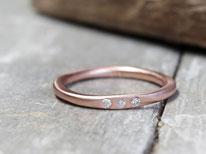Goldring, Ringe aus Gold