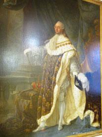 Portrait de Louis XVI, 1789, Antoine François CALLET