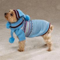вязаная одежда для собак, купить, комбинезон для собак, собака, маленькая собачка, одежда для собак, LIMARGY, FORMYDOG, TRIOL