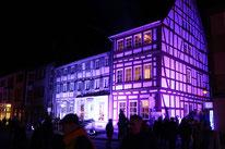 KulturArt Beleuchtungspate der Alten Apotheke