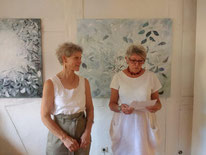 Vernissage Elsa Vogt-Ramachers