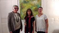 Vernissage Angie Horlemann in der Alten Apotheke