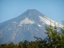 Vulkan Villaricca 3 Tage nach dem Ausbruch