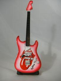 mini gitarre roling stones