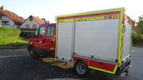 Erfurtshäuser TSF-W - Fahrerseite (v.h.)