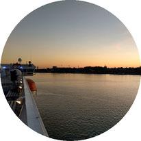Kiel Schiff Förde