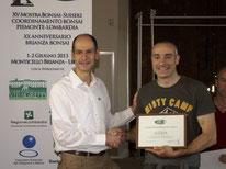 Davide Ramelli - Bonsai Club Amici del Verde - Menzione di merito