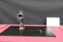 'Ricordando la leggenda' Ass. Arte e Cultura Bergamo Bonsai - Premio IBS Suiseki