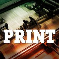 Mike Roth: Printprodukte