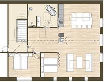 innenarchitektur - de wohnwarksteed, kerrin jebens, Innenarchitektur ideen