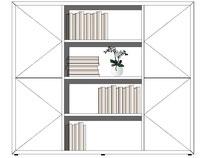 Innenarchitektur Möbelplanung