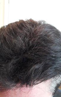 Mit HAiR30 - graue Haare abgedeckt