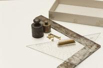 Werkzeug aus der Papierwerkstatt Andrea Schaper