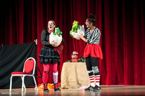 Clowntheater for kids