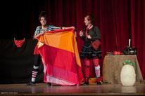 Clowntheater: Zaubern