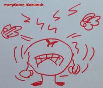 Wut Zorn Emotionen Machtlos Hilflos Therapie Hilfe
