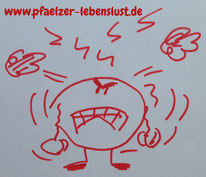 Wut Zorn Emotionen Hilflos Aggression Therapie Hilfe Glück