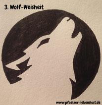 Wolf Weisheit: Sei verlletzlich, zeig Anteilnahme