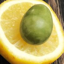 Yoni Egg der Königinnen aus Jade