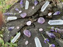 Crystal Grid Liebe anziehen & erfüllte Partnerschaft lebenn Anne-Mareike Schultz