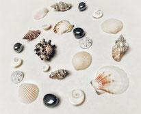 Crystal Grid Ocean Healing