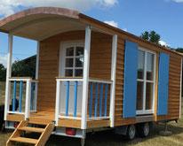 Wagen-Bau: Zirkuswagen, Schäferwagen, Tiny houses und Bauwagen für Kindergarten