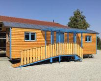Tiny House Maxi mit 9 m Länge