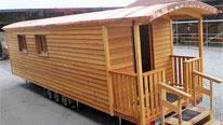 Freizeitwagen mit 9 Meter Länge