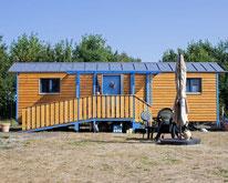 Tiny House Gardenplace mit 8 m Länge