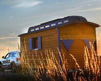 Tiny houses als Minihaus auf Rädern & fahrbares Haus