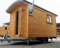 Schäferwagen kaufen vom Holzbau Pletz. Partner für Schäferwagen.