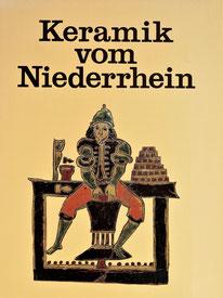 Keramik vom Niederrhein 21. Hafnerei Symposium Düsseldorf