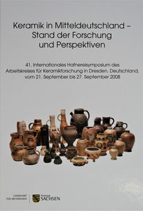 Keramik in Mitteldeutschland 41. Hafnerei Symposium Dresden 2008