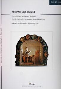 Keramik und Technik  43. Symposium Keramikforschung Mautern