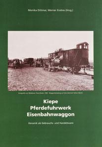 Kiepe Pferdefuhrwerk Eisenbahnwaggon 35. Hafnerei Symposium Velten