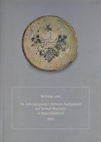 Nearchos 12 2003 34. Hafnerei Symposium Bozen 2001
