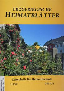 Erzgebirgische Heimatblätter 2019/4