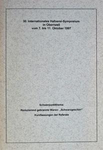 30. Hafnerei Symposium Obernzell 1997