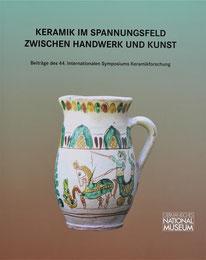 Keramik im Spannungsfeld zwischen Handwerk und Kunst  44. Symposium Keramikforschung Nürnberg