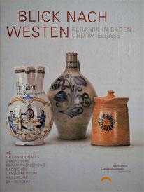 Blick nach Westen 45. Hafnerei Symposium Karlsruhe