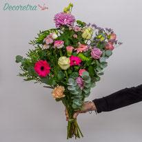 bloemstuk in pot