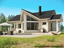 Blockhaus als Singlehaus