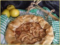 Recette de la tarte aux pommes, pâtisserie, tarte
