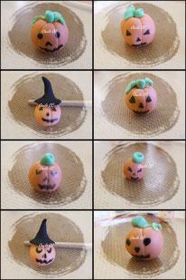 citrouille, modelage, pâte à sucre, halloween, cake design